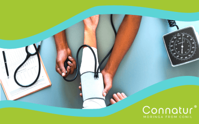 La Moringa controla la hipertensión